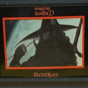 Other - Vampire Hunter D: Bloodlust 3D Film Cell